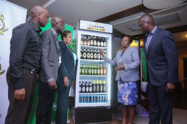 Smart fridges KBL