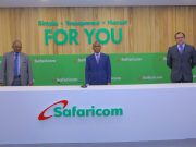 Safaricom CEO COO and Chairman