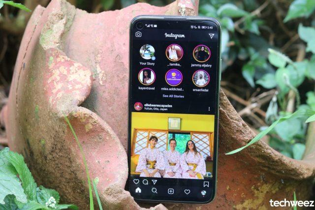 Instagram Stories New Interface