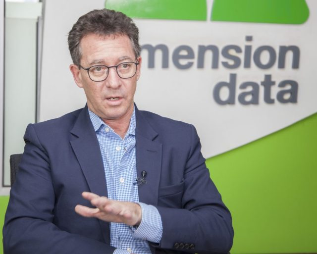 Richard Hechle, Managing Director Dimension Data East & West Africa