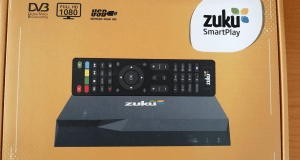 zuku android box