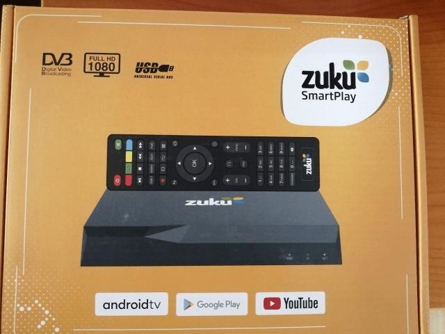 zuku android box