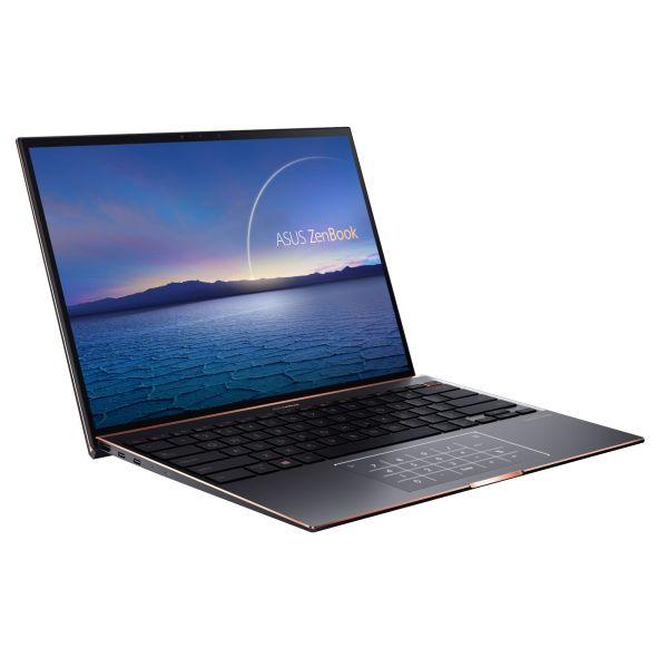 ASUS ZenBook S UX393_ErgoLift