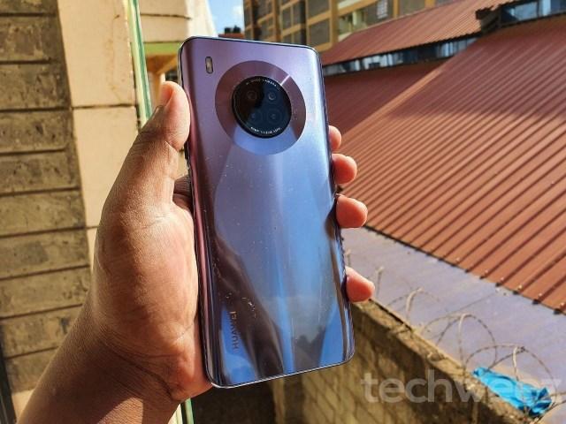 Huawei Y9a 1