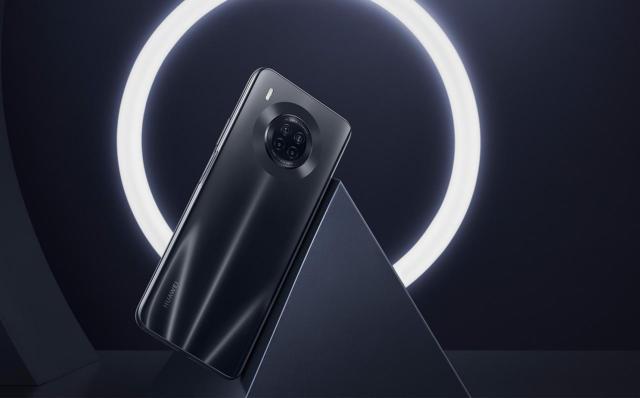Huawei Y9a back