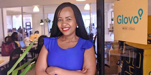 Priscilla Muhiu Glovo General manager