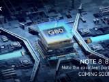 Infinix Note 8 processor