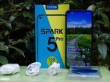 TECNO Spark 5 Pro box