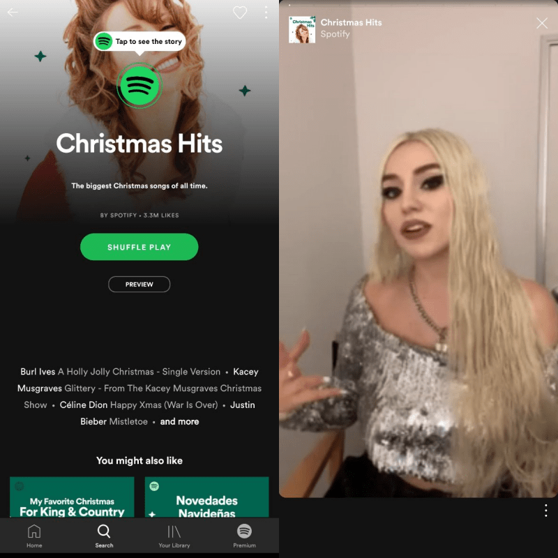 After Instagram and Snapchat, Spotify could launch Stories on its app