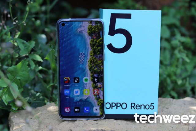 OPPO Reno 5 Launch in Kenya