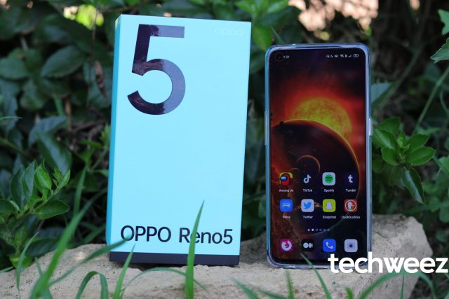 OPPO Reno 5 Unboxing First Impressions Review