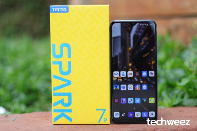 TECNO Spark 7P Review