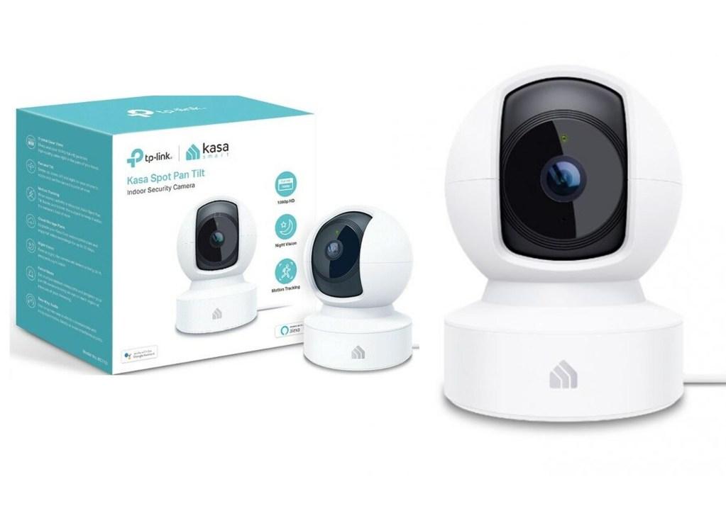 Kasa Spot Pan Tilt (KC110) Indoor Security Camera