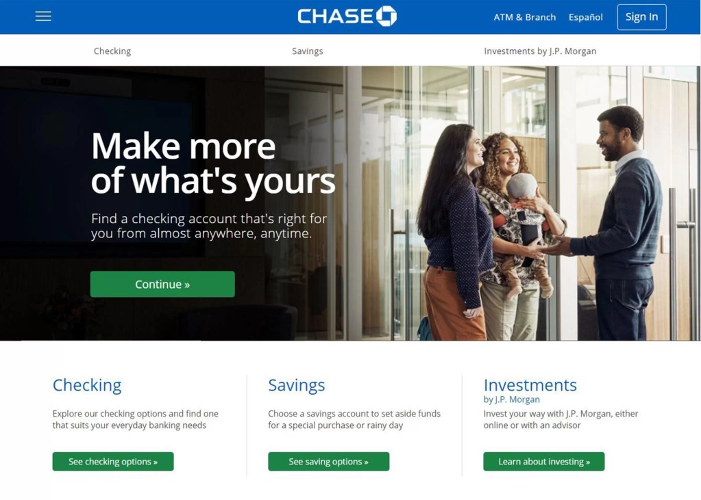 Chase Bank Online - How to Enroll to Chase Online Banking