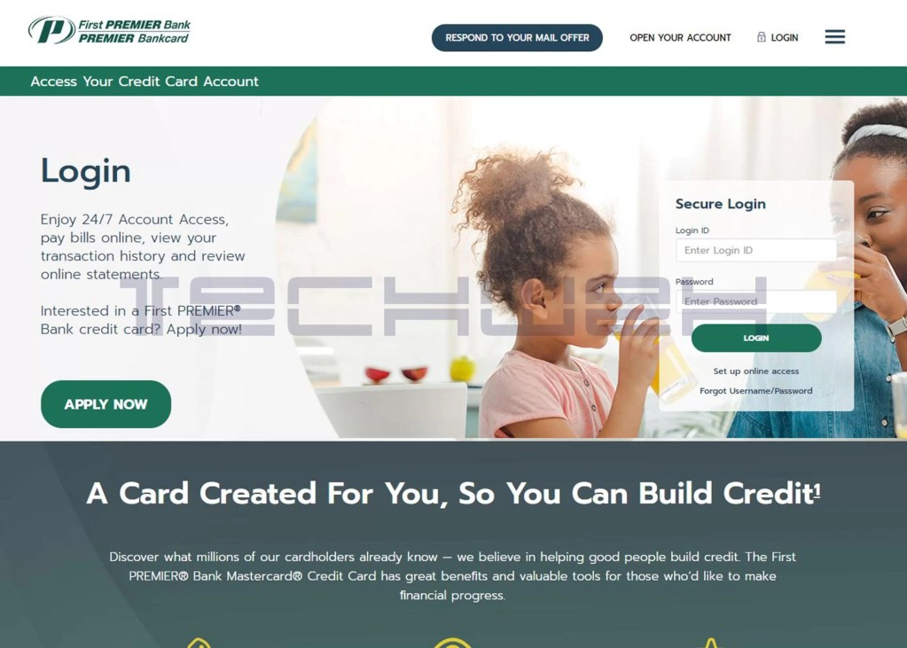First Premier Credit Card Login - How to Access Your Credit Card Account