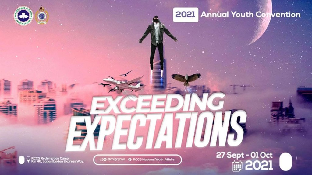 RCCG Annual Youth Convention 2021