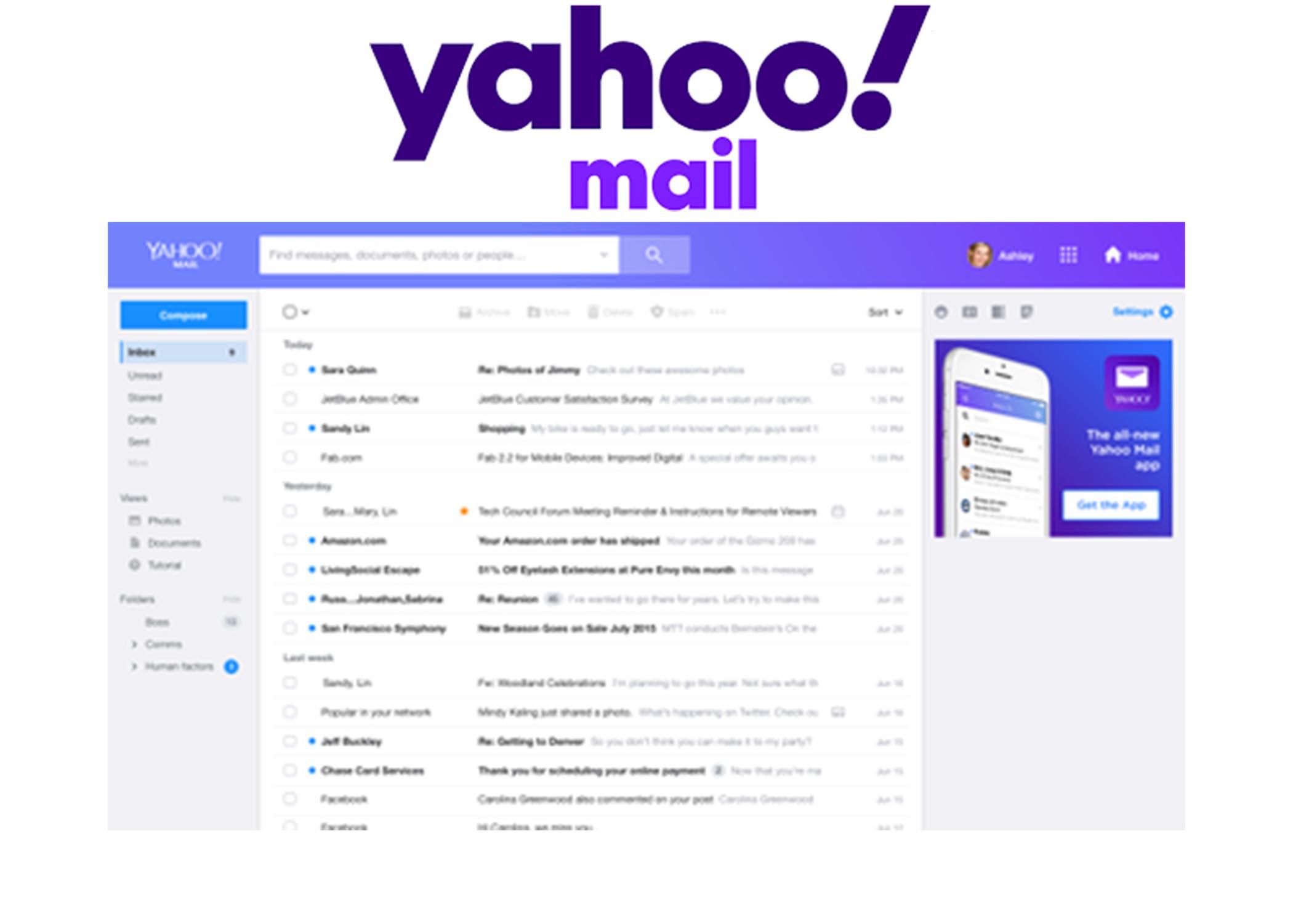 Yahoo Mail - How to Create Yahoo Mail Account | Yahoo Mail Login