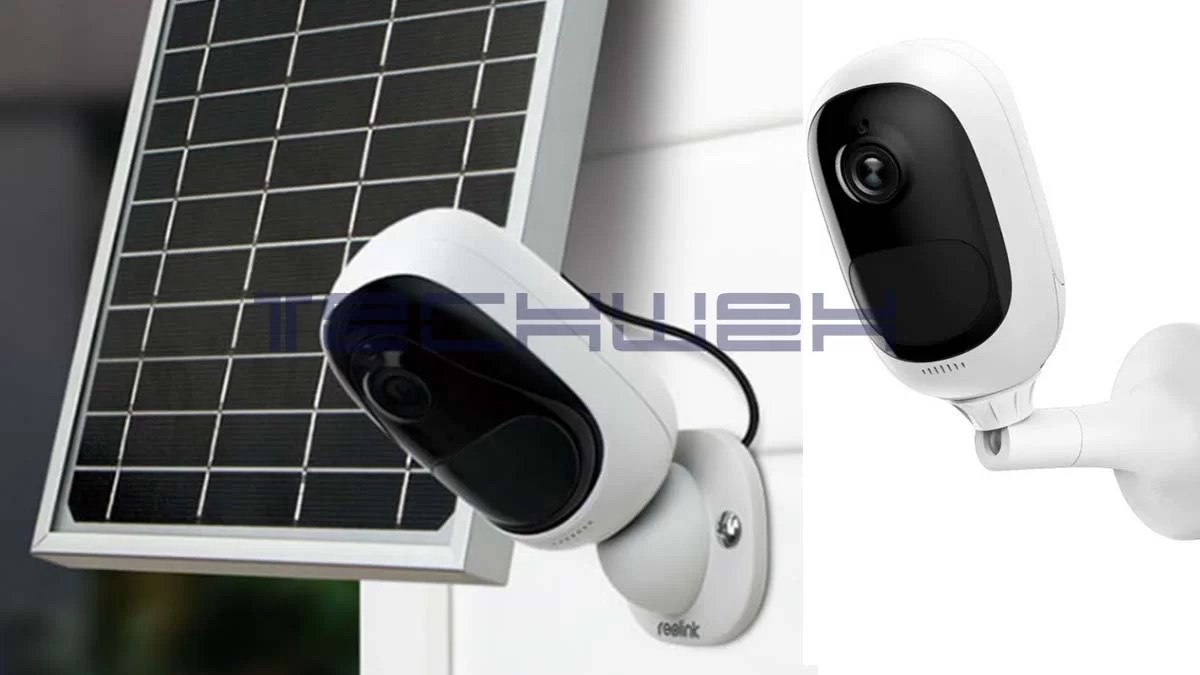 Reolink Argus Pro : Wire-Free Battery or Solar Powered Security Cam 2021