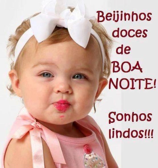 Boa noite bom sonhos para você