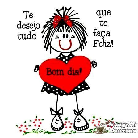 Bom dia desejo