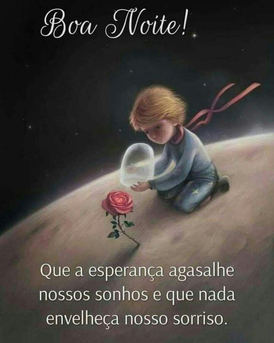 Boa noite esperança
