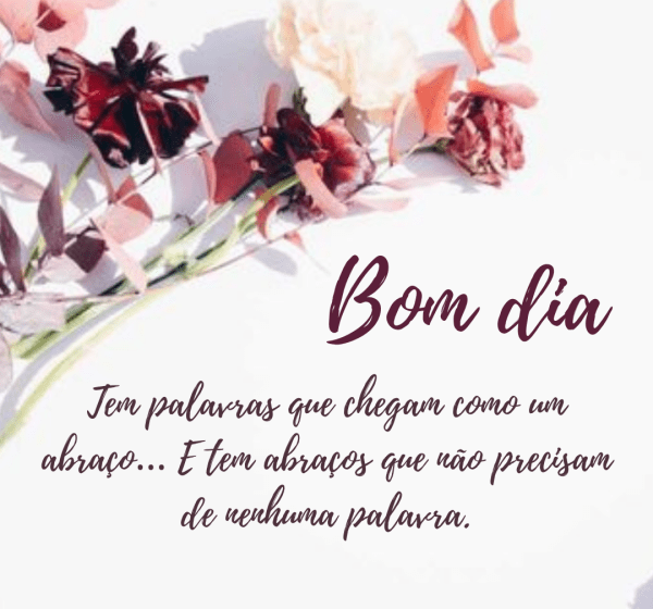 Imagem com flores