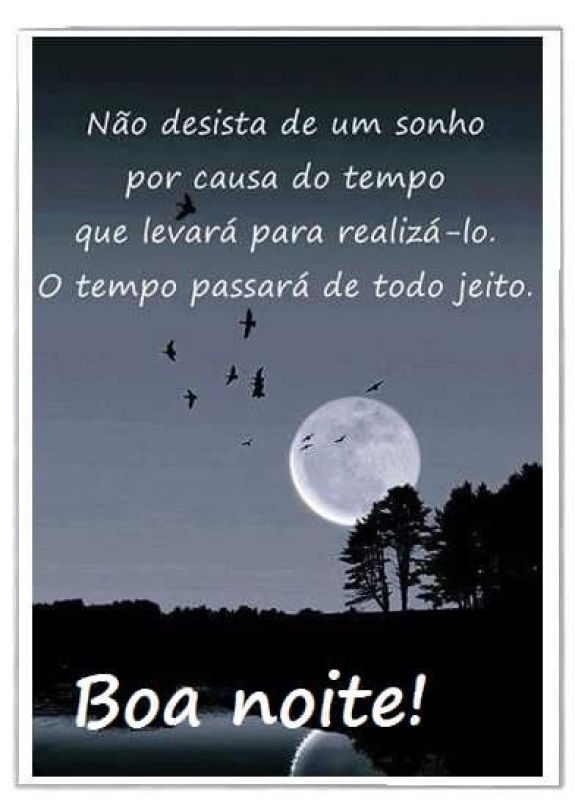Não desista do sonho
