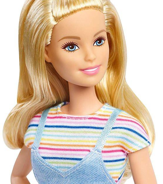 Linda maravilhosa barbie