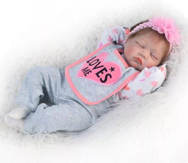 Baby reborn perfeita para você colecionar