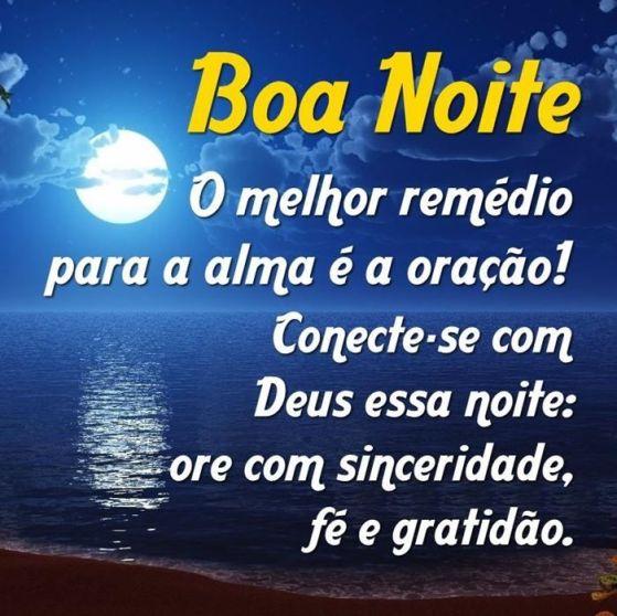 Boa noite especial e bons sonhos