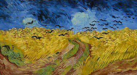 pintura de Van Gogh.