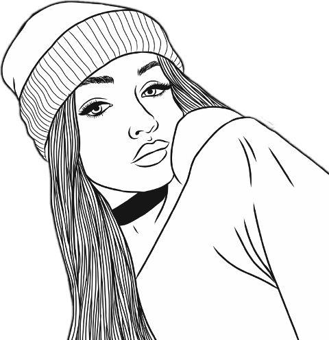 Desenho tumblr.