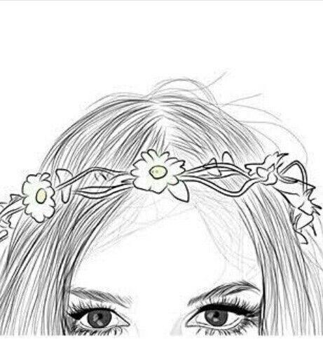 Desenho olhar.