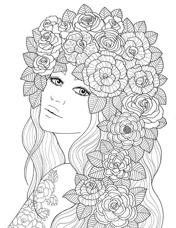 desenho lindo para colorir