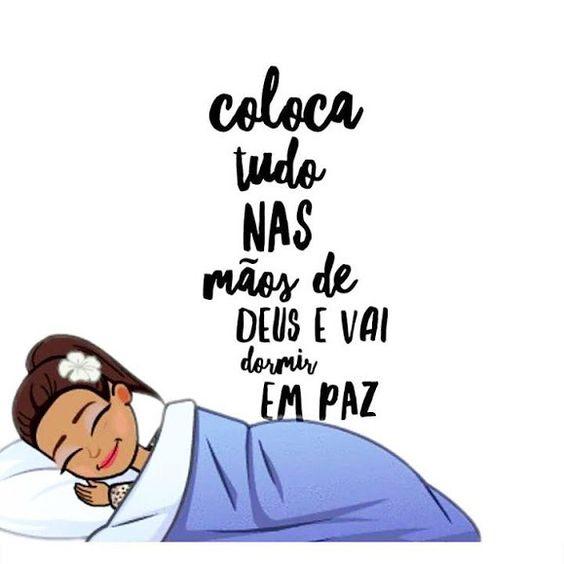 Dormir em paz