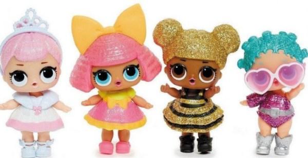 Lindas bonecas lol para você se divertir.