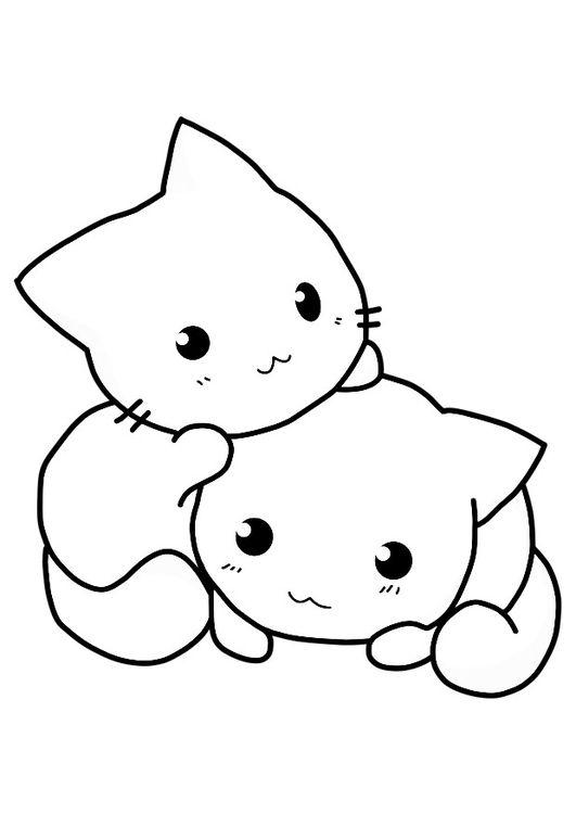 Desenho dupla fofo