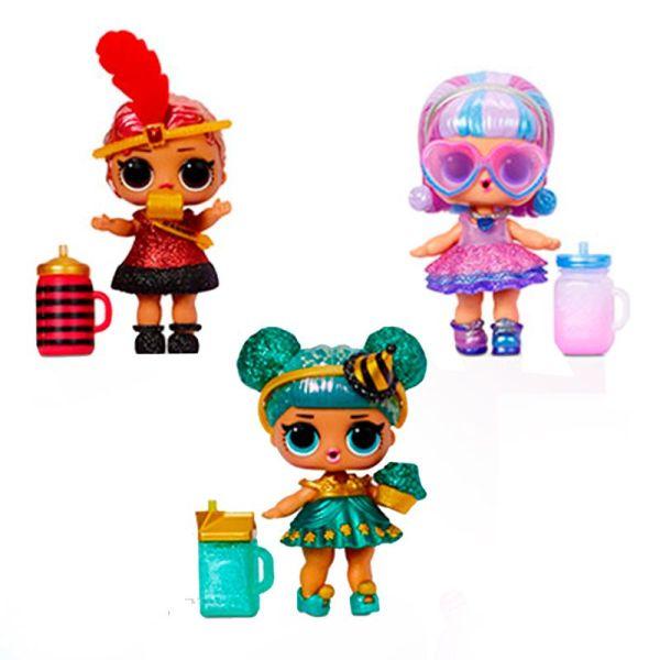 Trio de lol bonecas lindas e fofas