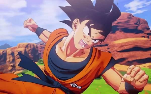 o anime Dragon Ball Z
