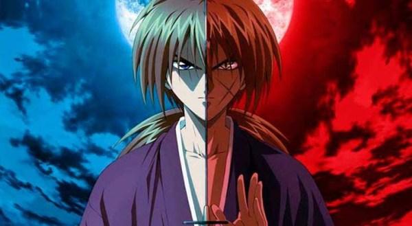 samurai x encantador