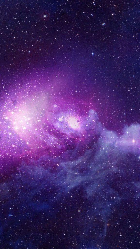 ela chama atenção a galáxia