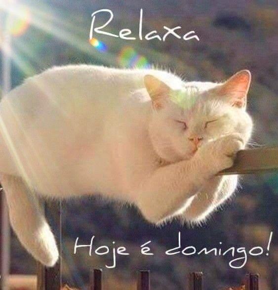 Relaxa é Domingo