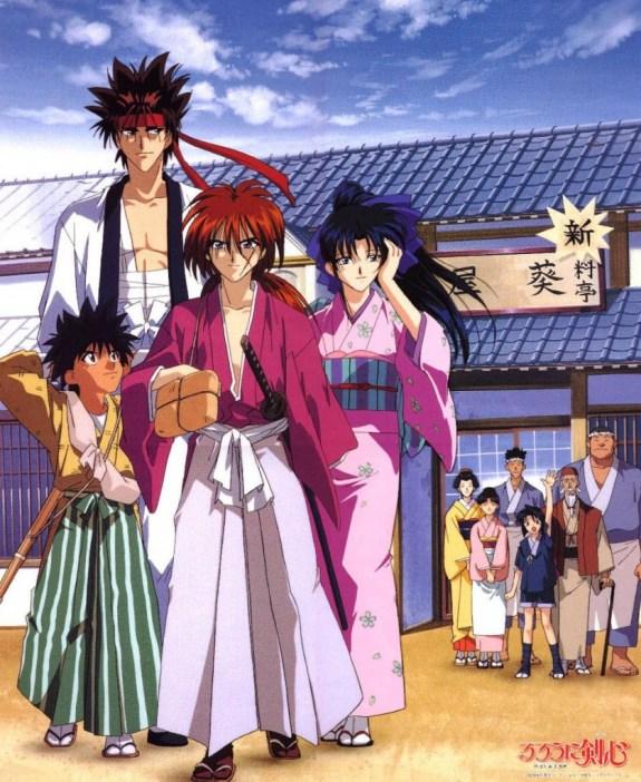 a melhor turma de anime