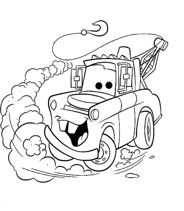 Desenhos animados carros