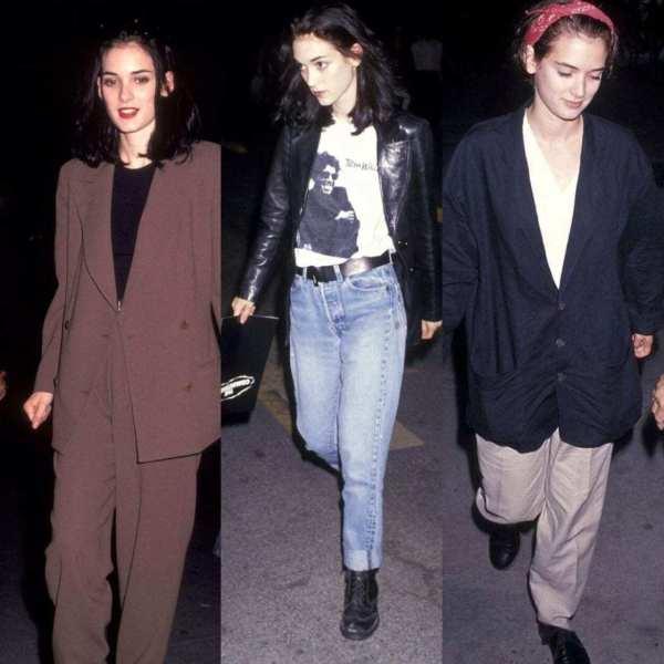 Os melhores da moda nostálgicos