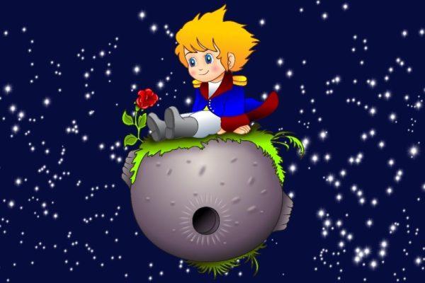 A historia mais linda do pequeno príncipe