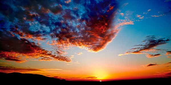 Melhores paisagens do céu