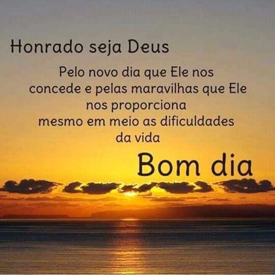 Honrado sea Deus
