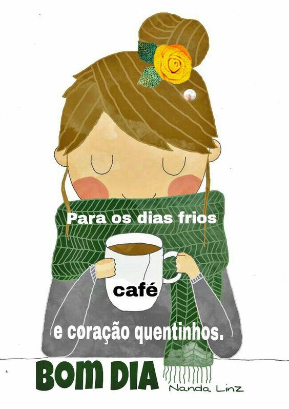 Café para os dias frios
