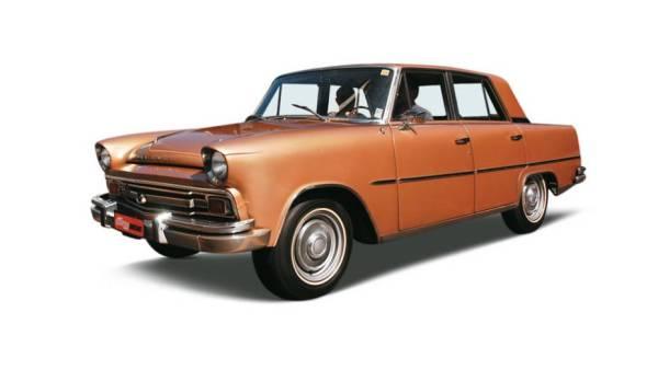 lindo carro antigo